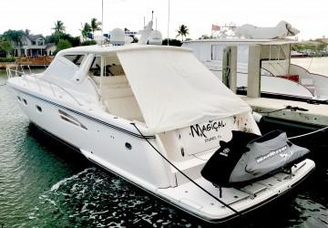 52' Tiara Yachts 2002