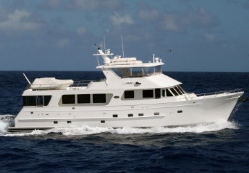 80' Outer Reef Yachts 2008