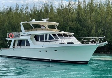 62' Offshore Yachts 2000