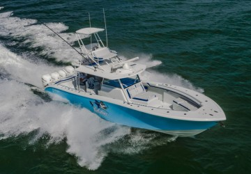 42' Yellowfin 2019