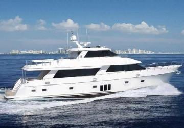 90' Ocean Alexander 2012