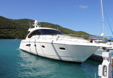 58' Tiara Yachts 2009