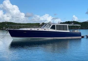 50' MJM Yachts 2017