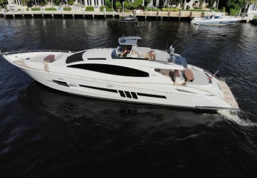 92' Lazzara Yachts 2009