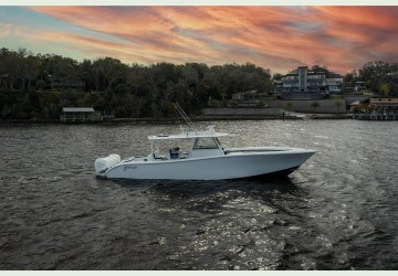 42' Yellowfin 2020