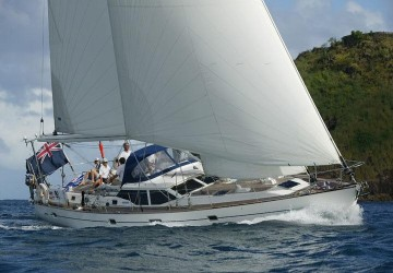 53' Oyster 2004