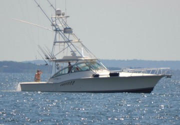 41' Albemarle 2007