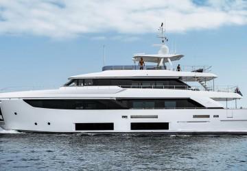 108' Ferretti Yachts 2018