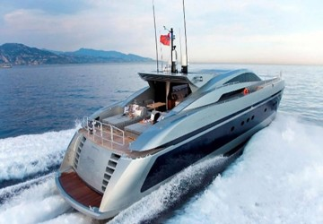 83' Offshore Yachts 2021