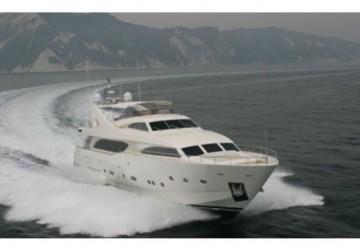 112' Ferretti Yachts 2007