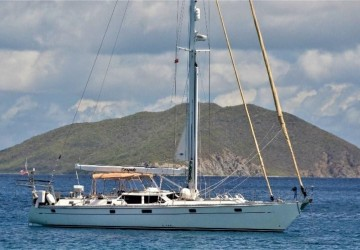 55' Oyster 1996
