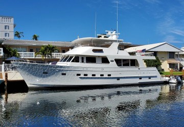 73' Outer Reef Yachts 2005