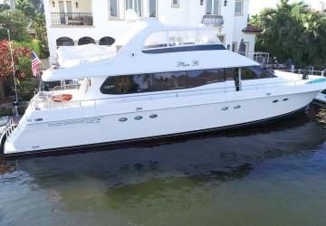 76' Lazzara Yachts 1995