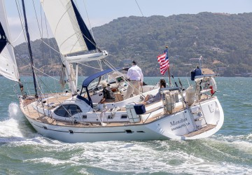 56' Oyster 2008