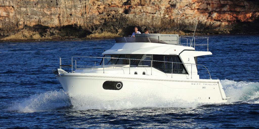 Swift Trawler 30