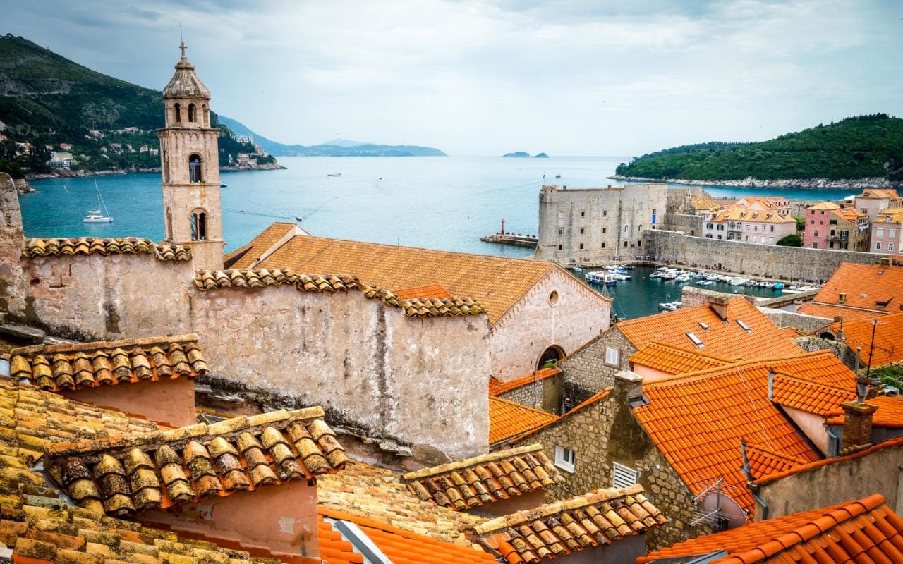 Croatia Embark in Dubrovnik Yacht Charter