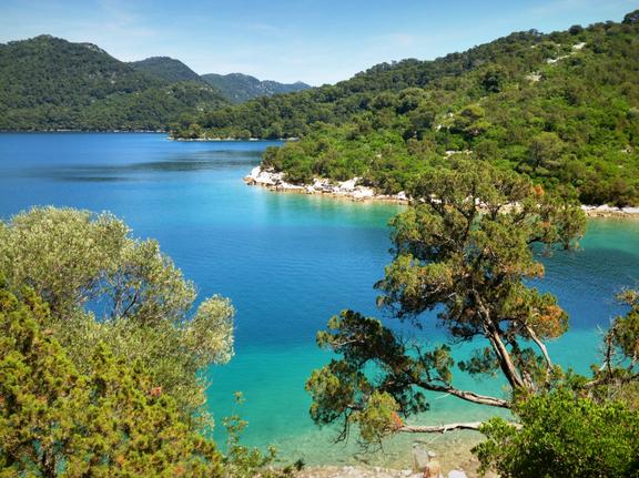 Dubrovnik-Mjlet Yacht Charter