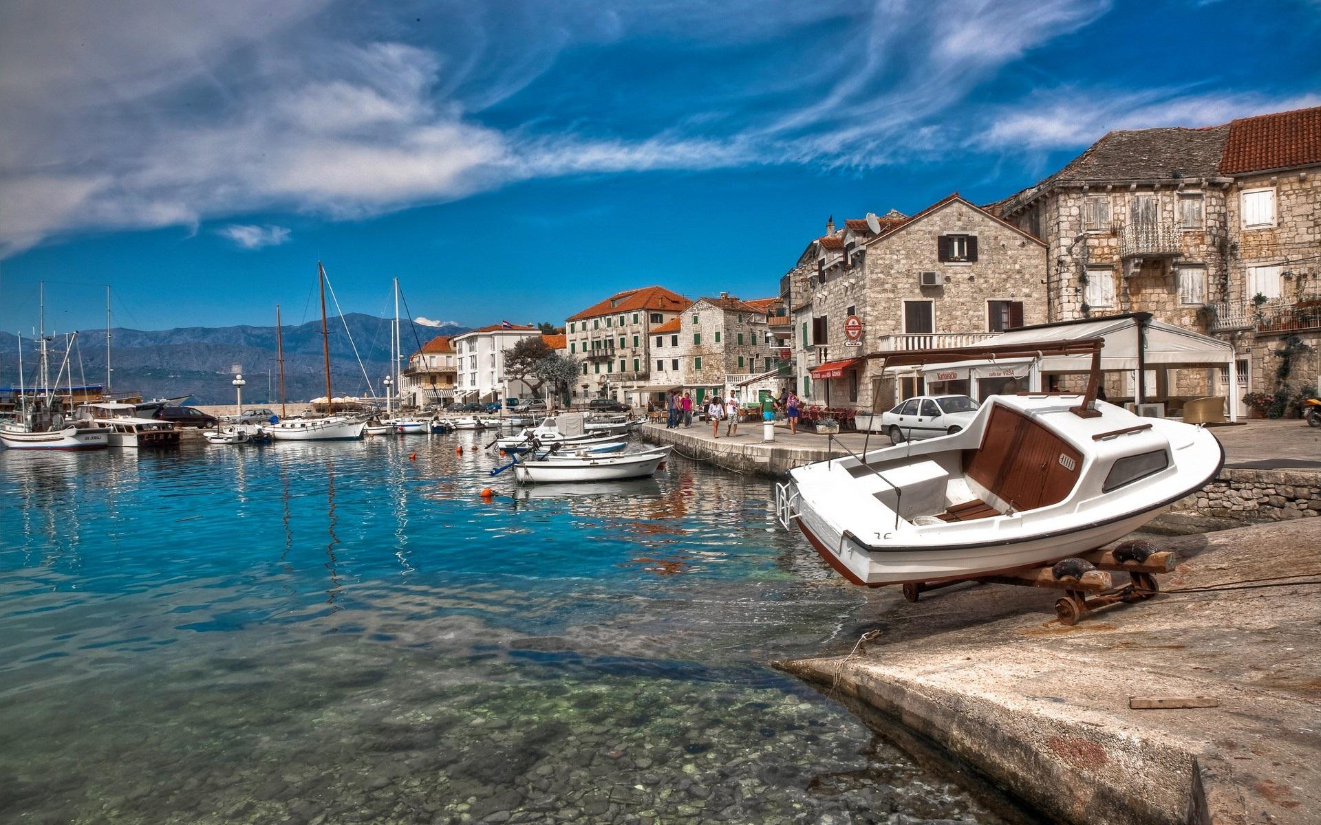 Dalmatian Split Yacht Charter