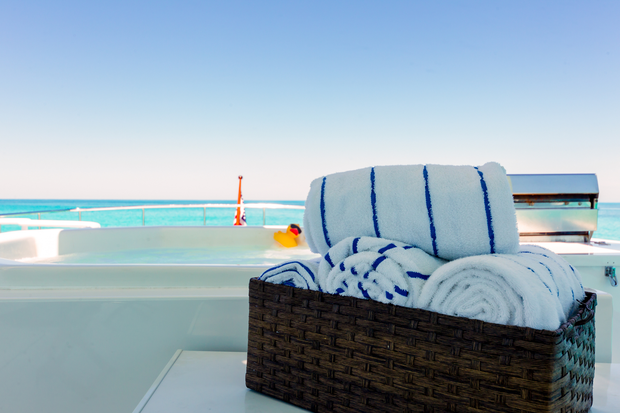 Relax On Charter