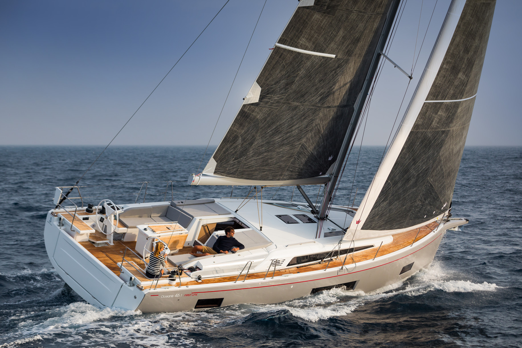 Beneteau Oceanis 46 — Distinguished Performance
