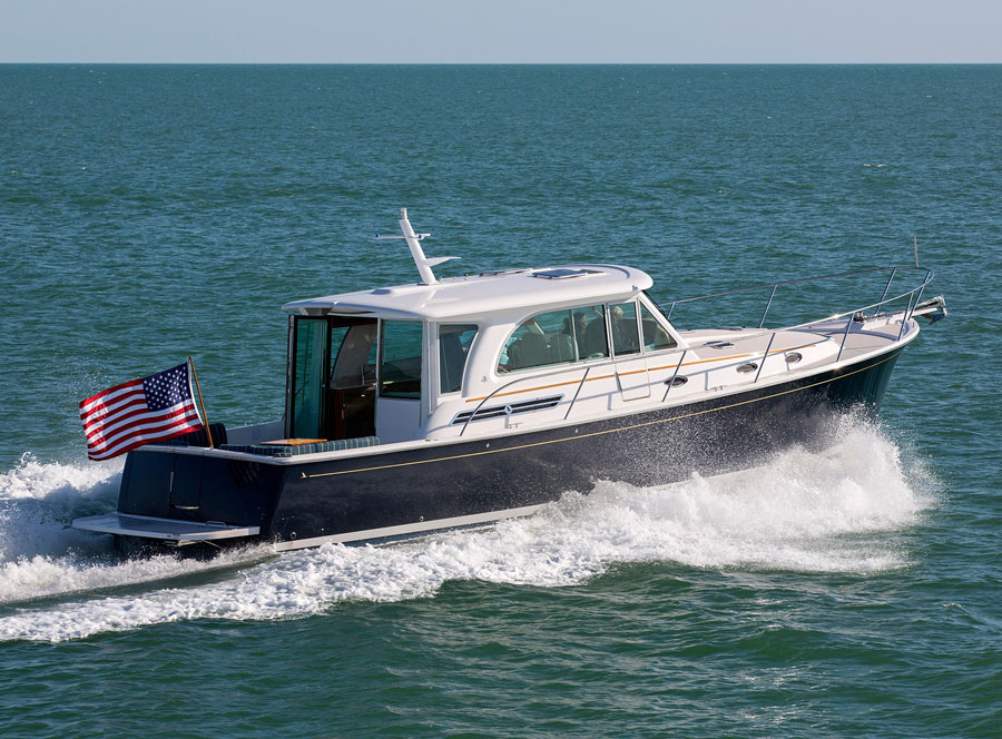8 Pre-Owned Downeast Cruising Yachts For Under $600K