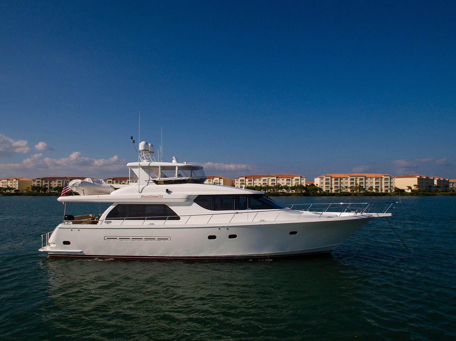 68 West Bay Motoryacht Sold By Yacht Broker Mike Kiely
