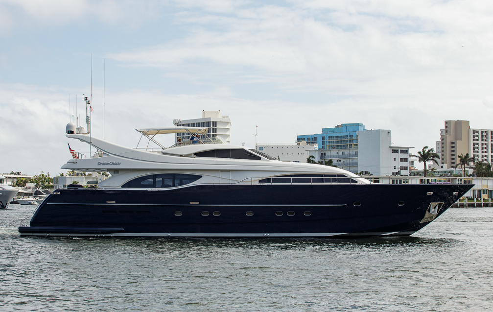 94 Ferretti Motoryacht Sold By Yacht Broker Will Noftsinger