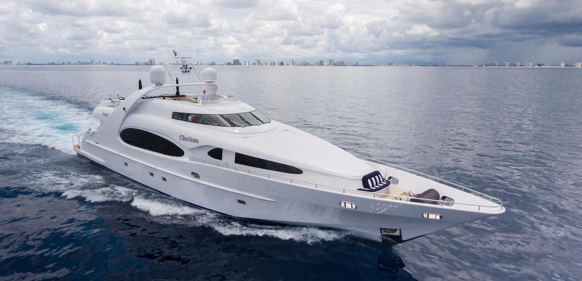 120′ Danube Motoryacht Sold By Yacht Broker Kurt Bosshardt