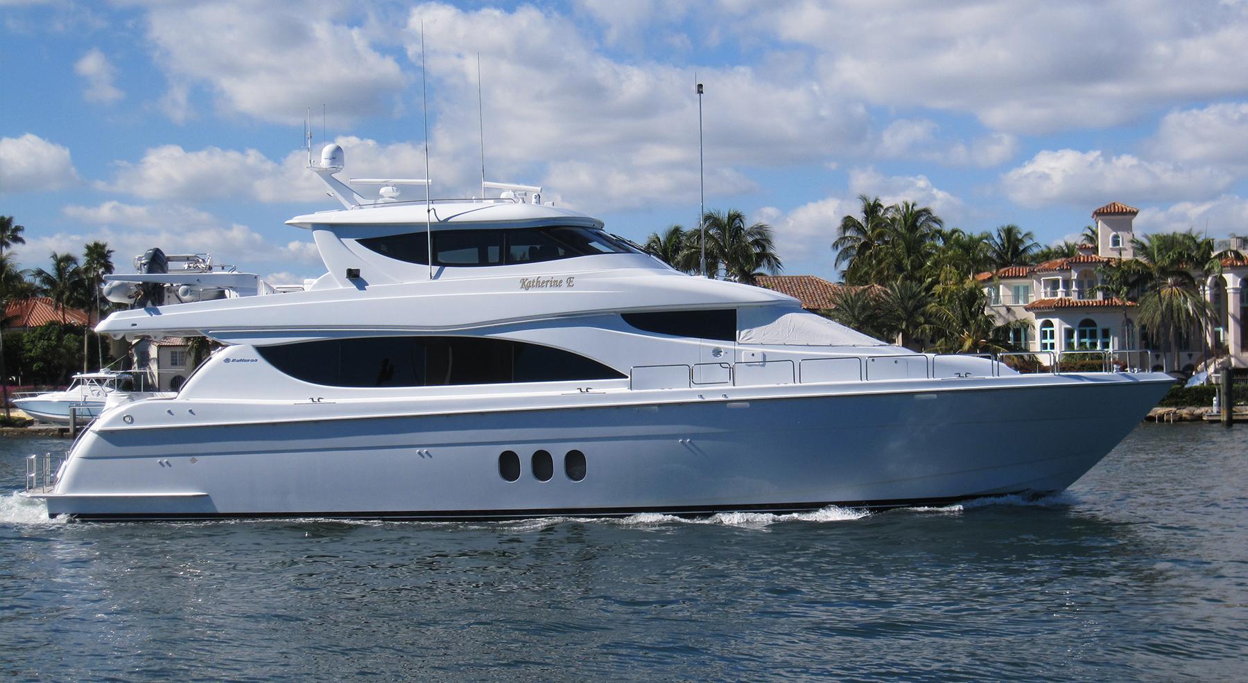 80′ Hatteras Sold By Yacht Broker Justin Onofrietti