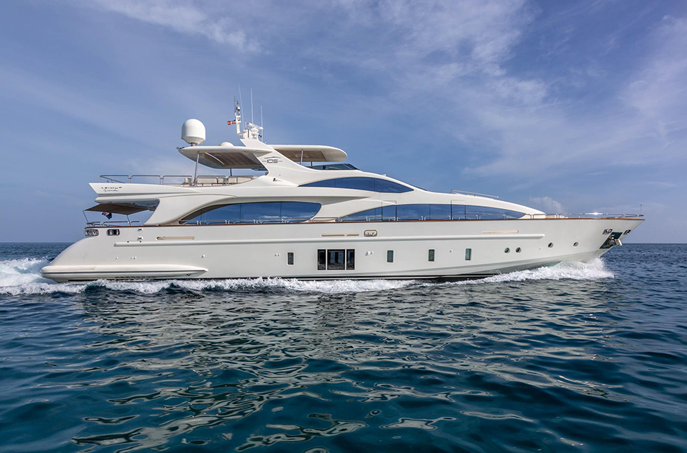 105' Azimut Grande | ANDIAMO! - photo 1