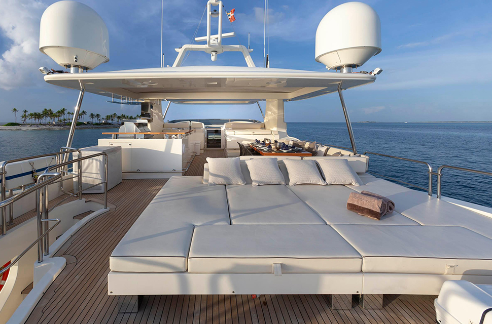 105' Azimut Grande | ANDIAMO! - photo 2