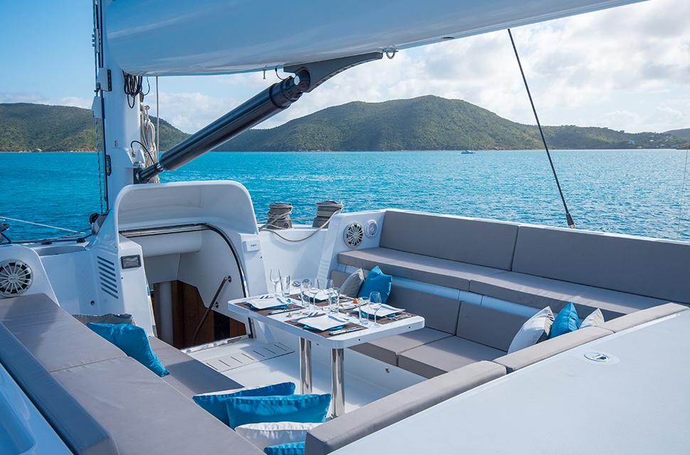 Luxury Yacht for Charter: 105' CNM | BELLA VITA - photo 3