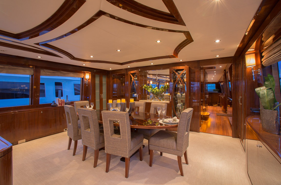 Luxury Yacht Charter: 101' Hargrave | CARBON COPY - photo 5