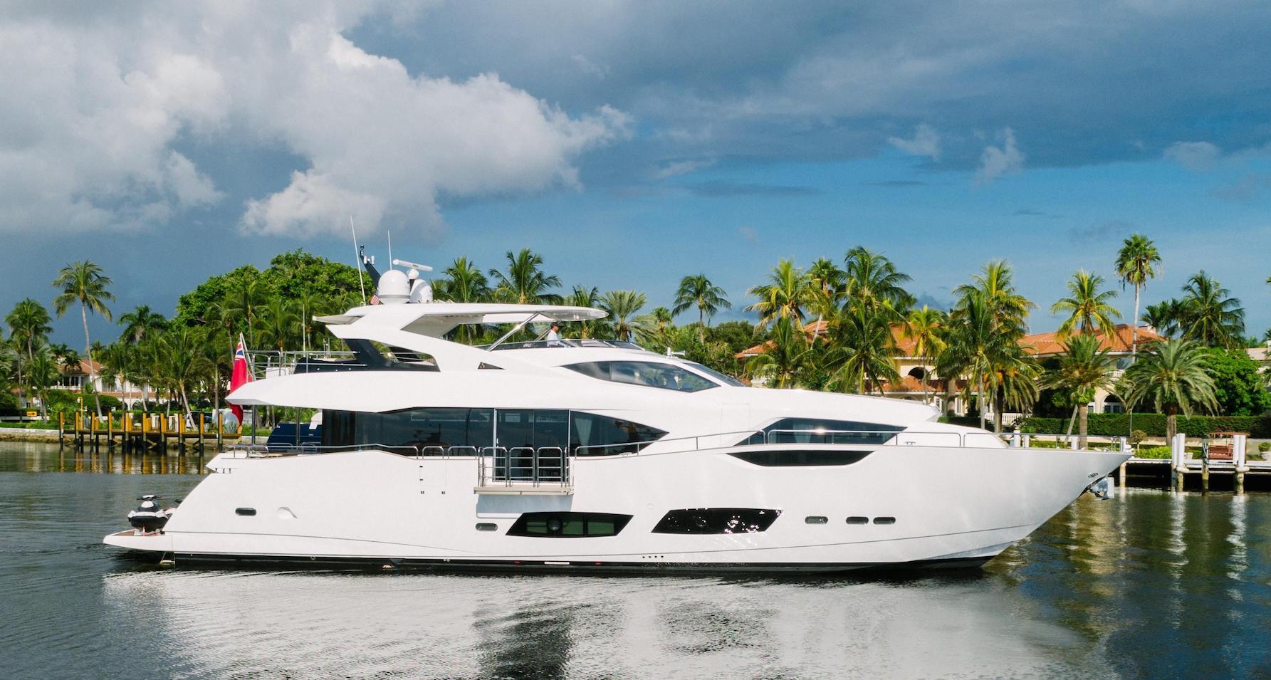 95′ Sunseeker Sold By Yacht Broker David Johnson