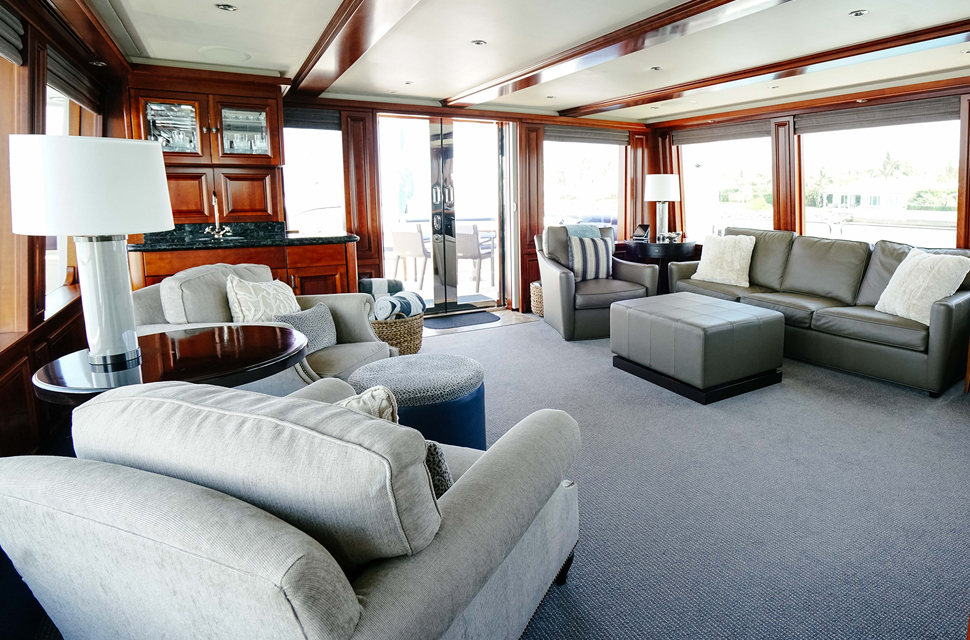 Luxury Yacht For Charter: 130' Westport Classic | PLAN A - photo 2