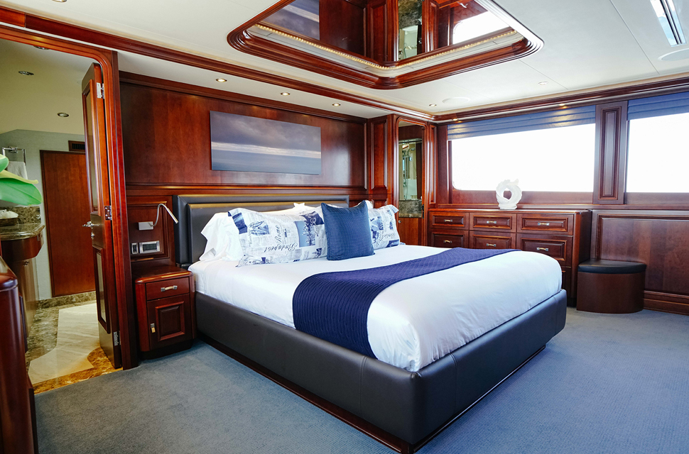 Luxury Yacht For Charter: 130' Westport Classic | PLAN A - photo 3