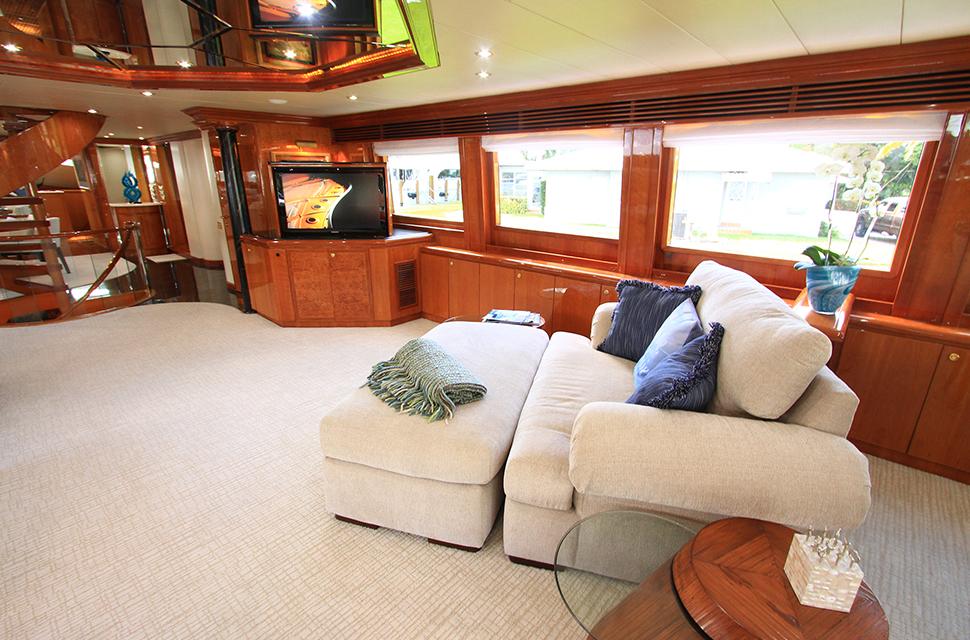 Luxury Yacht Rental: 109' Hargrave 2001 | SEA STAR  - photo 2