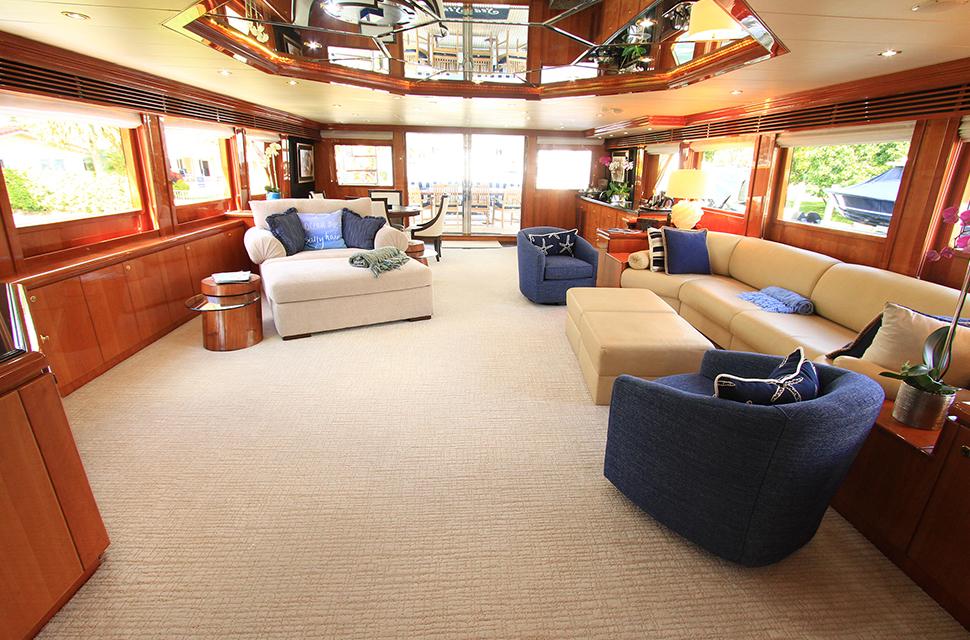 Luxury Yacht Rental: 109' Hargrave 2001 | SEA STAR  - photo 3