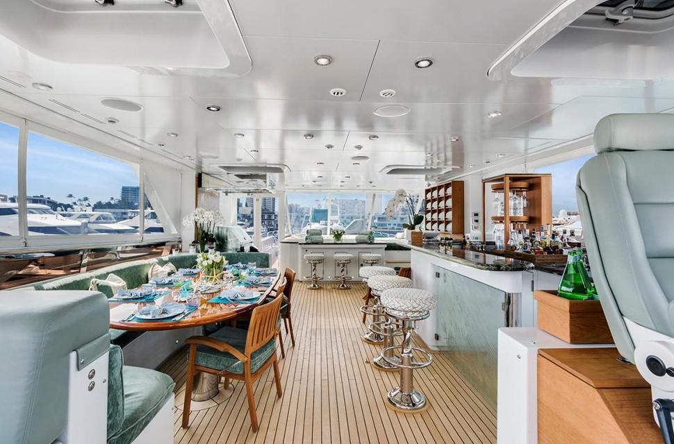 Luxury Yacht For Charter: 133' Custom Superyacht | SERQUE  - photo 3