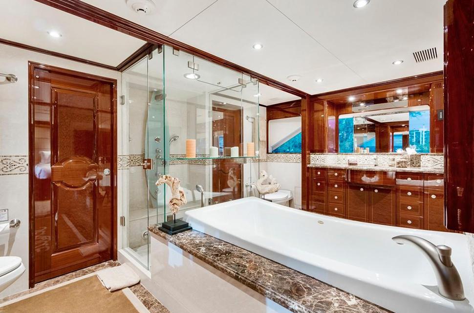 Luxury Yacht For Charter: 133' Custom Superyacht | SERQUE  - photo 4