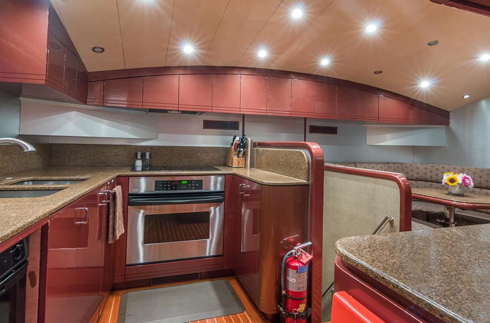Luxury Yacht Rental: 108' (32m) Viking | TROCA ONE - photo 4