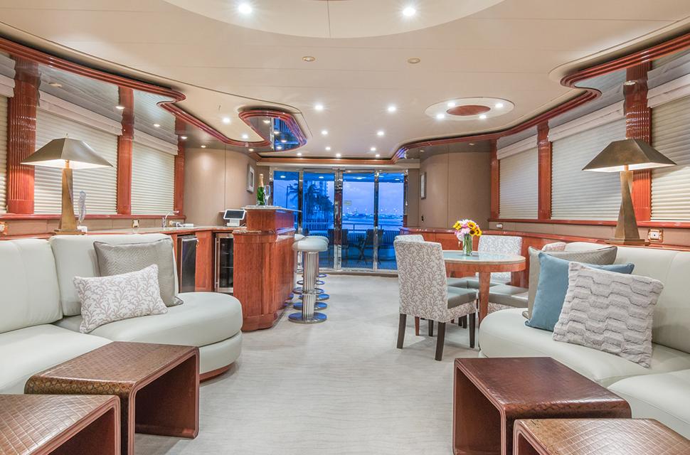 Luxury Yacht Rental: 108' (32m) Viking | TROCA ONE - photo 5
