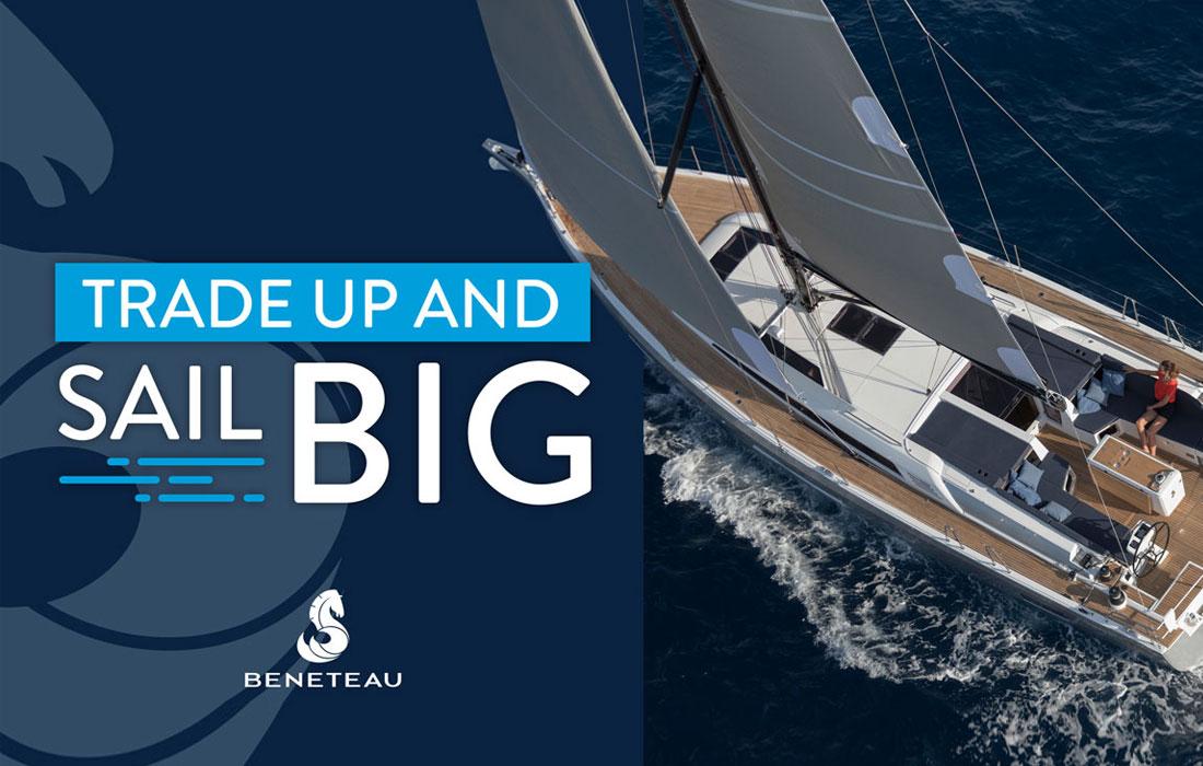 Beneteau Oceanis 62 + 55.1 Trade & Sail