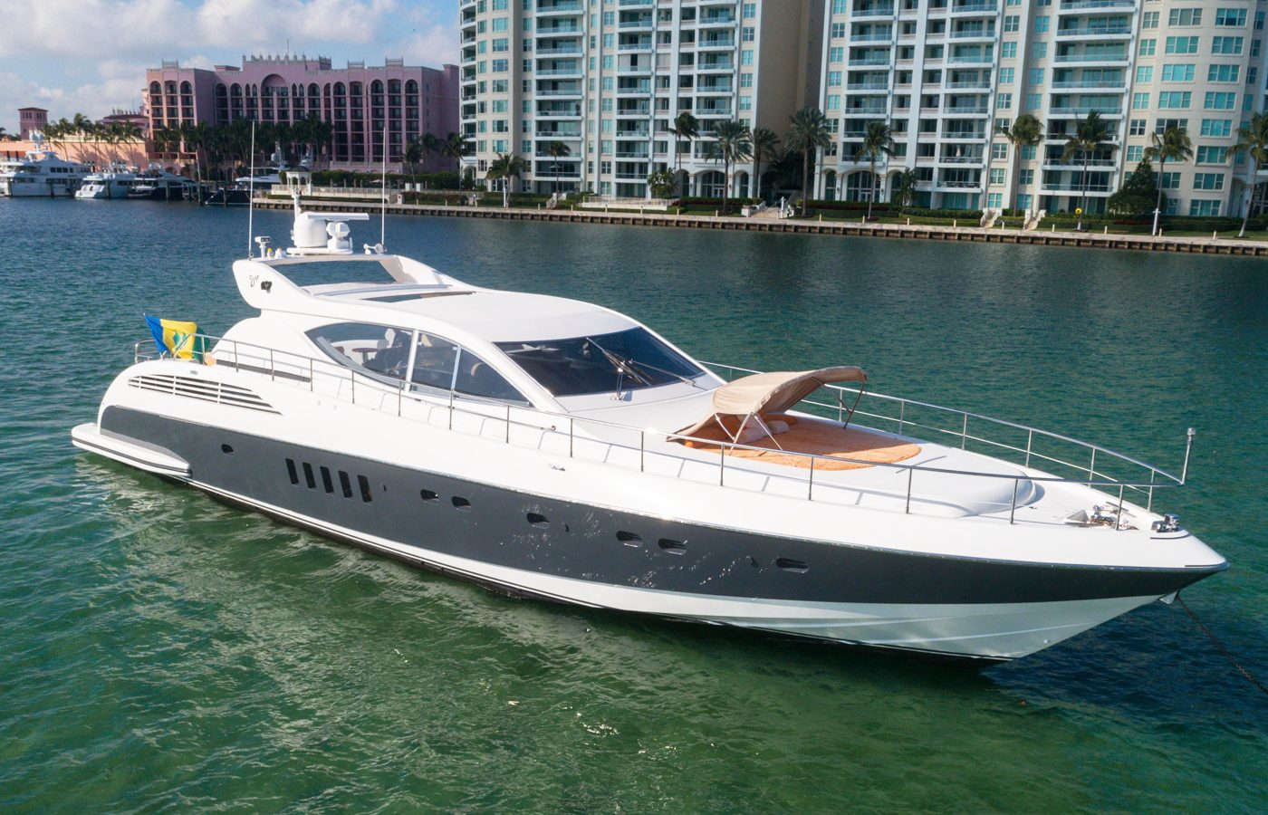 SOLD: 79′ Leopard 2000 By Yacht Broker Alex Clarke
