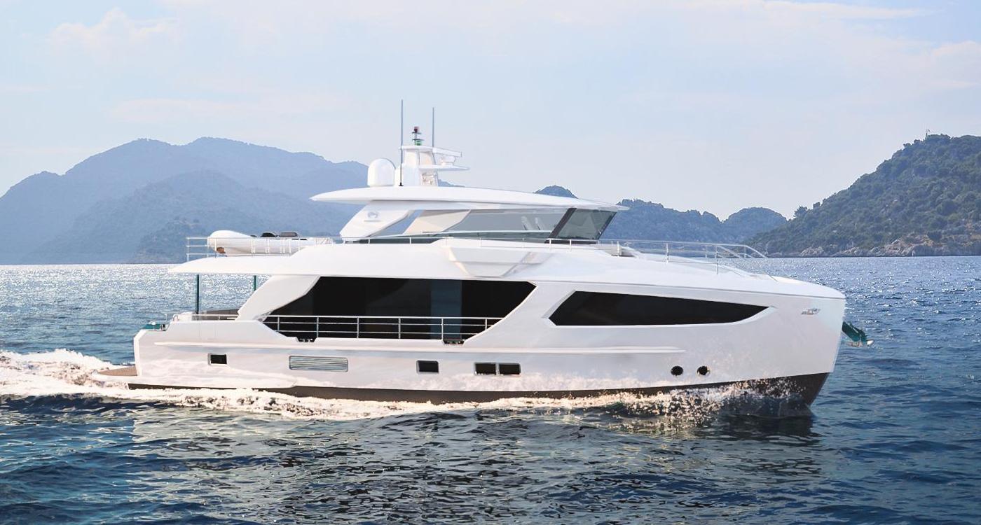 Yacht Review: Horizon FD77 Skyline [New Model]
