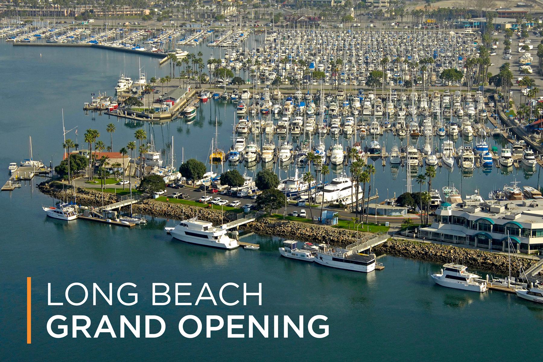 Celebrate Denison Long Beach Grand Opening