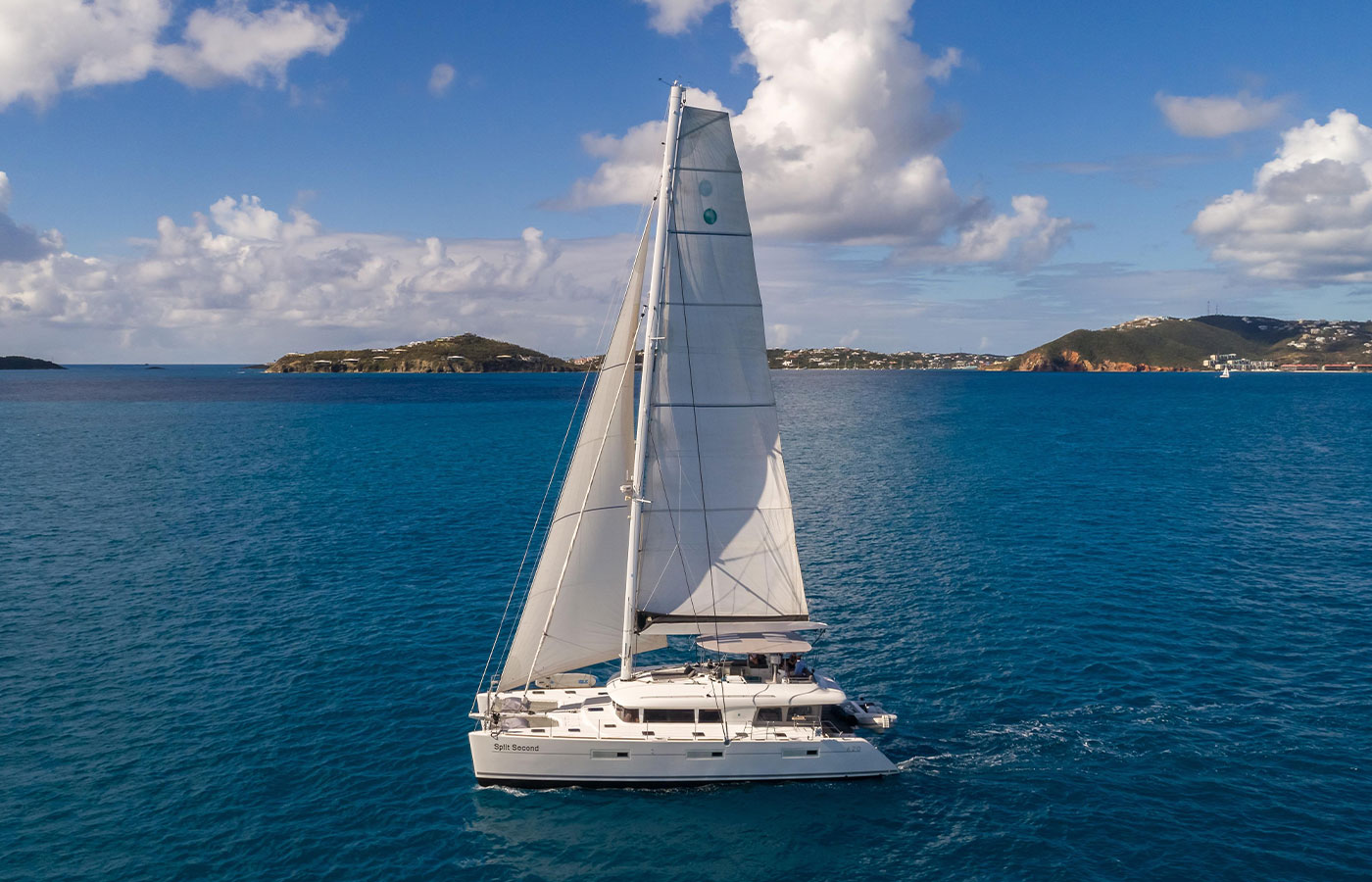 62 Lagoon 2014 Sold by Yacht Broker Wiley Sharp