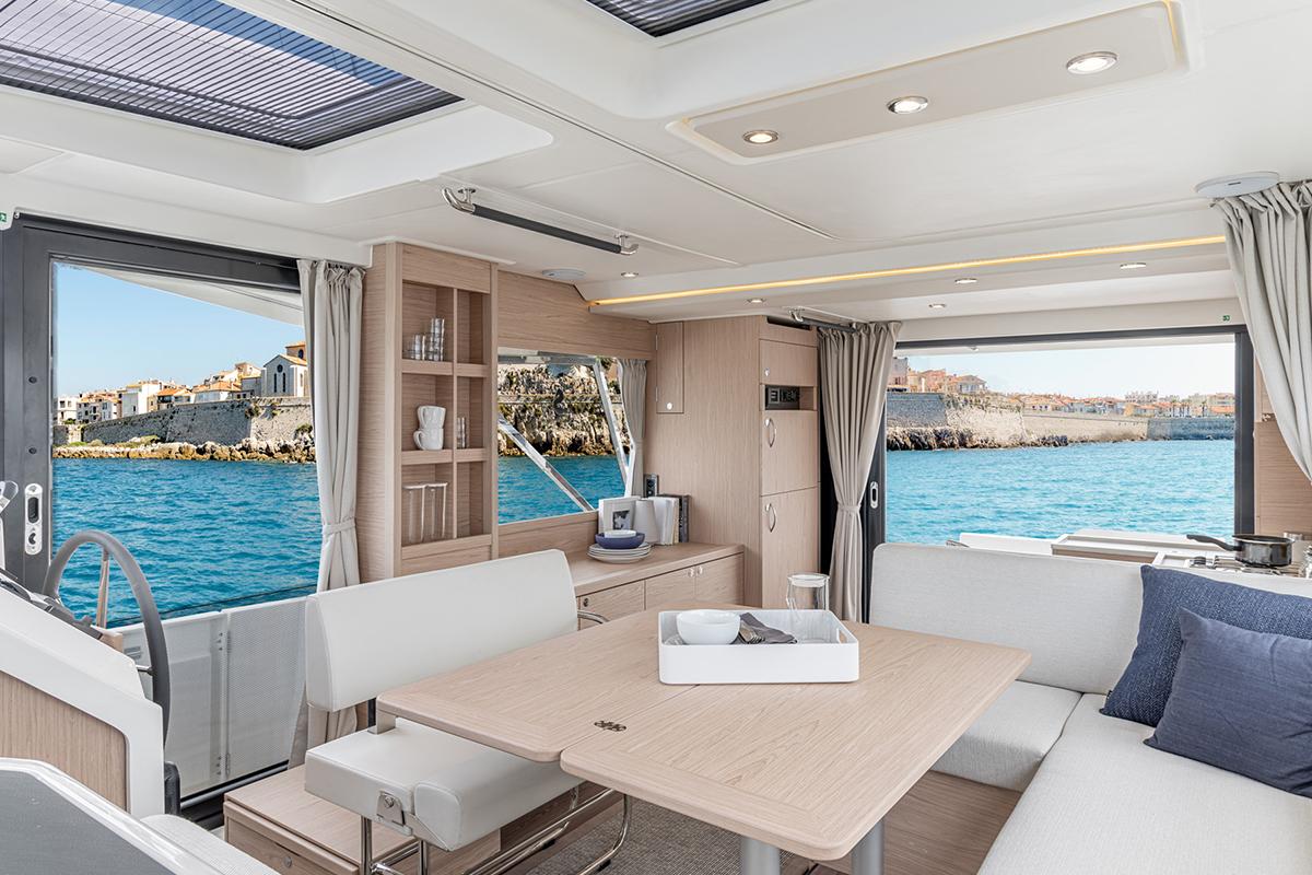 Beneteau Swift Trawler 41 —  Interior Design