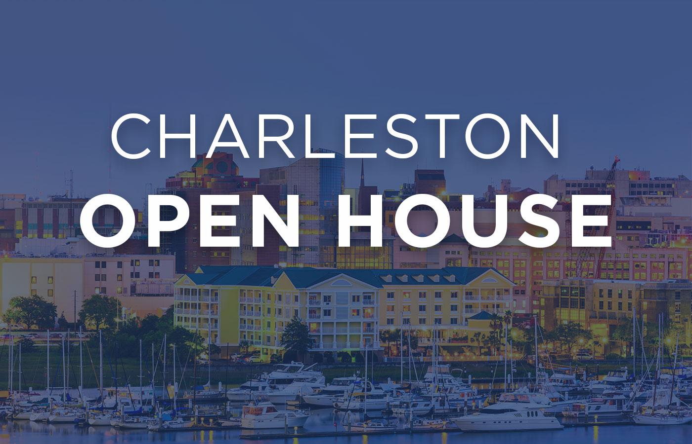 Charleston Open House [South Carolina Yachts For Sale]