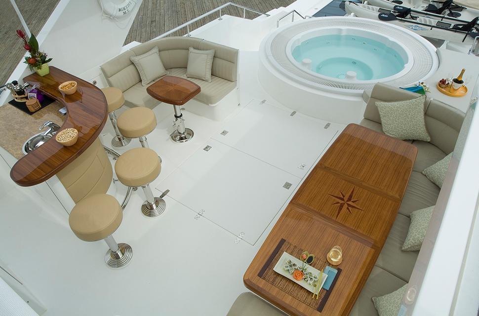 Luxury Yacht Charter: 114' Hargrave 2009 | BRANDI WINE - photo 2
